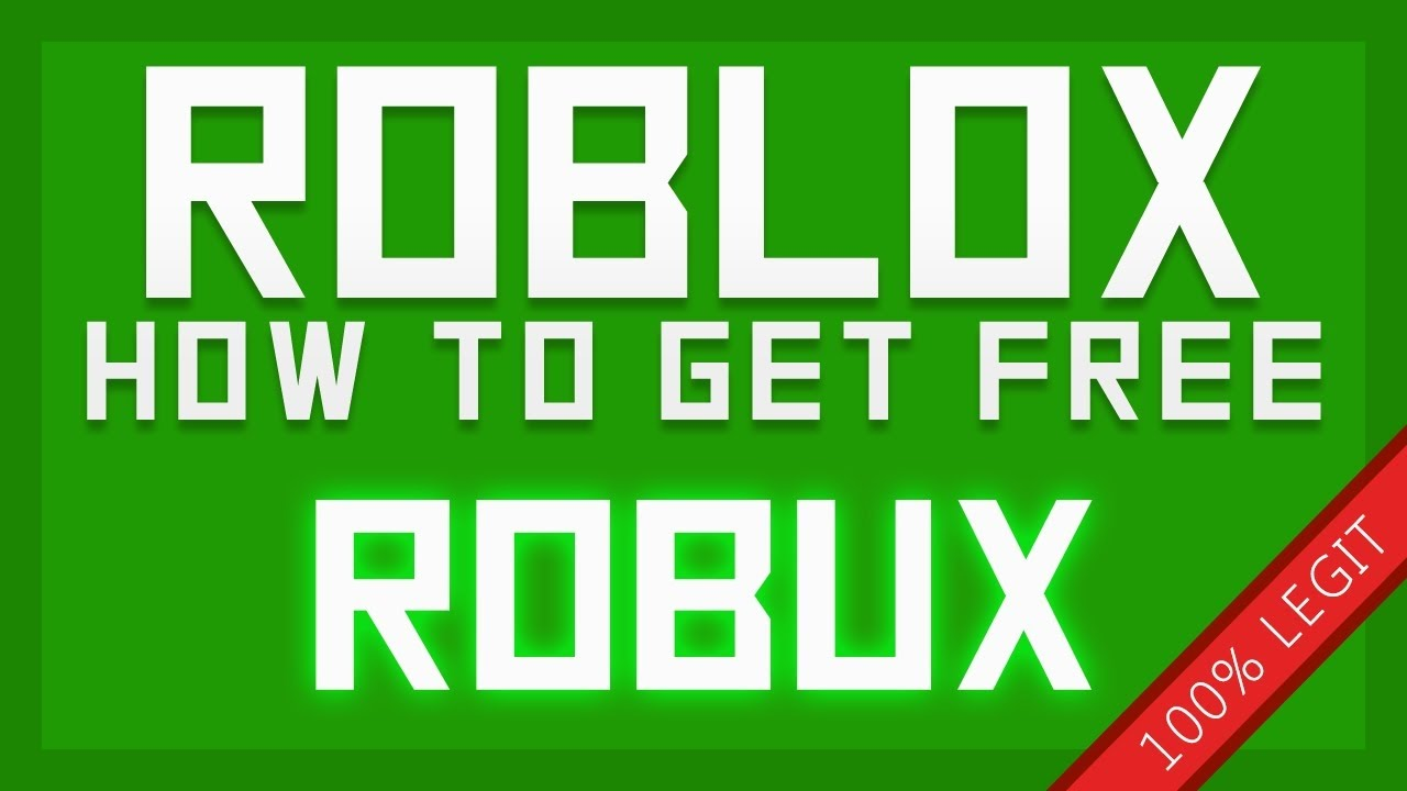 How To Get Free Robux Using The Roblox Hack