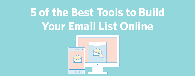managing email list