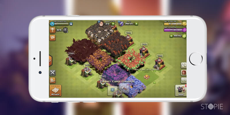 Hack Clash of Clans on iOS without Jailbreak – Complete Guide for