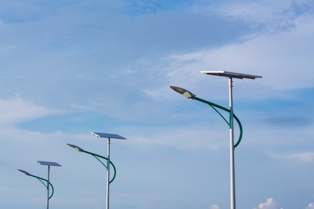 Great Solar Street Lights